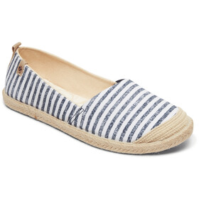 Roxy Flora II Shoes Women blue/white print